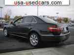 2013 Mercedes E  used car