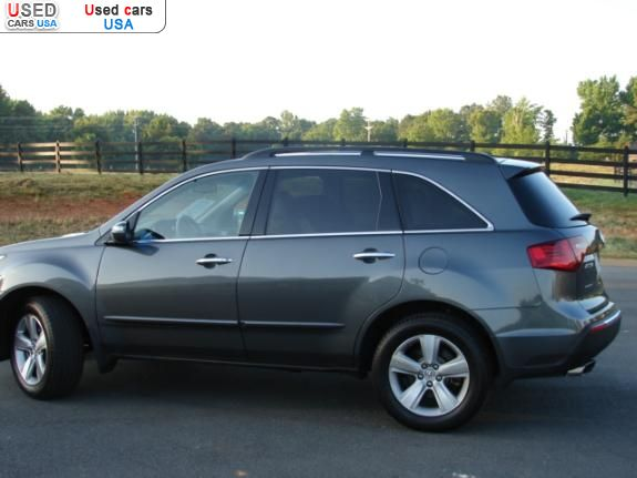 for sale 2010 passenger car acura mdx kannapolis insurance rate quote price 27800 used cars. Black Bedroom Furniture Sets. Home Design Ideas