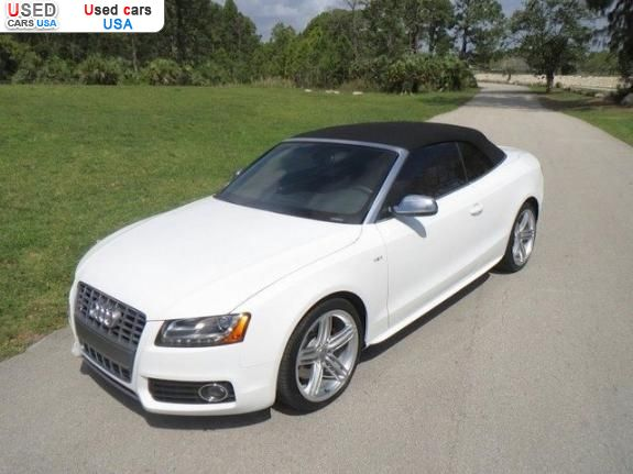 for sale 2011 passenger car audi s5 logansport insurance rate quote used cars. Black Bedroom Furniture Sets. Home Design Ideas