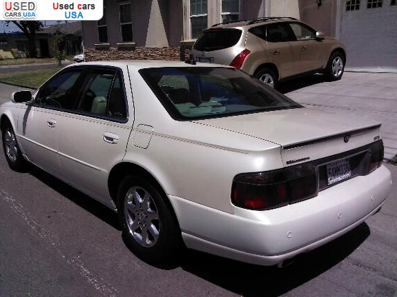 for sale 2002 passenger car cadillac sts sacramento insurance rate quote price 4500 used cars. Black Bedroom Furniture Sets. Home Design Ideas