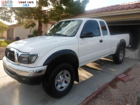 for sale 2002 passenger car toyota tacoma las vegas insurance rate quote price 8900 used cars. Black Bedroom Furniture Sets. Home Design Ideas