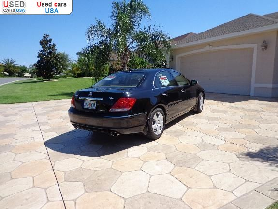 for sale 2005 passenger car acura rl insurance rate quote. Black Bedroom Furniture Sets. Home Design Ideas