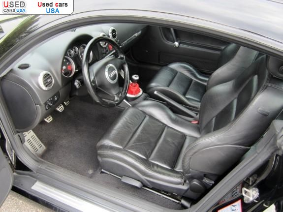 Car Market in USA - For Sale 2001  Audi TT