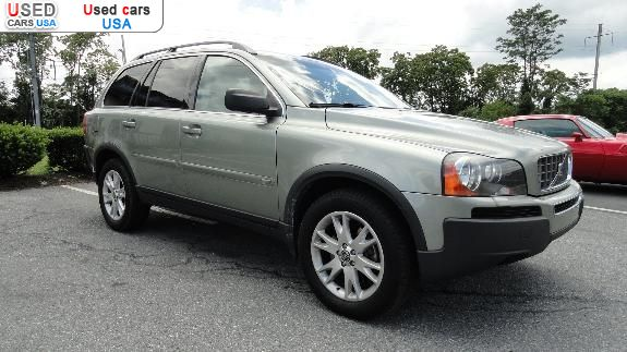 for sale 2006 passenger car volvo xc90 mount joy insurance rate quote price 12995 used cars. Black Bedroom Furniture Sets. Home Design Ideas