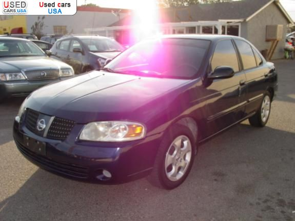 for sale 2005 passenger car nissan sentra victorville insurance rate quote price 5995 used. Black Bedroom Furniture Sets. Home Design Ideas