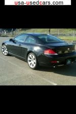 2005 BMW 6  used car