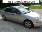 Car Market in USA - For Sale 2001  Ford Focus