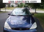 2001 Ford Focus  used car