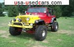 1995 Jeep Wrangler  used car