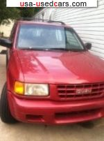 1998 Isuzu Rodeo  used car