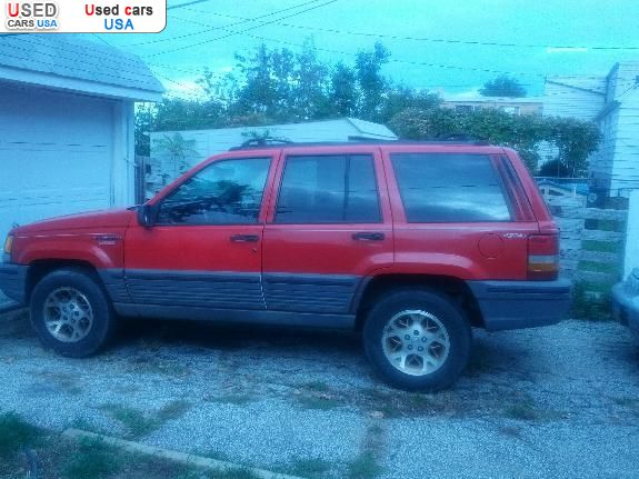 for sale 1995 passenger car jeep grand cherokee insurance rate quote price 1000 used cars. Black Bedroom Furniture Sets. Home Design Ideas