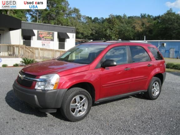 for sale 2005 passenger car chevrolet equinox ladson insurance rate quote price 6900 used cars. Black Bedroom Furniture Sets. Home Design Ideas