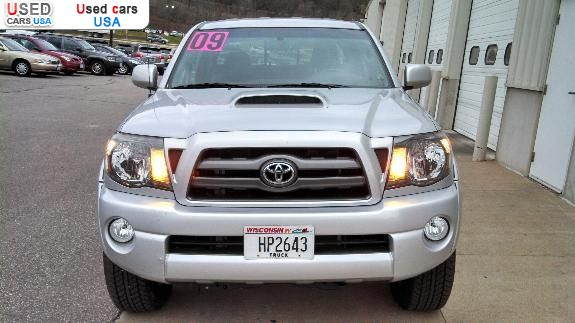 for sale 2009 passenger car toyota tacoma winona insurance rate quote price 25990 used cars. Black Bedroom Furniture Sets. Home Design Ideas
