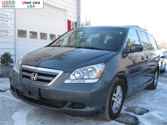 for sale 2005 passenger car honda odyssey derry insurance rate quote price 7900 used cars. Black Bedroom Furniture Sets. Home Design Ideas