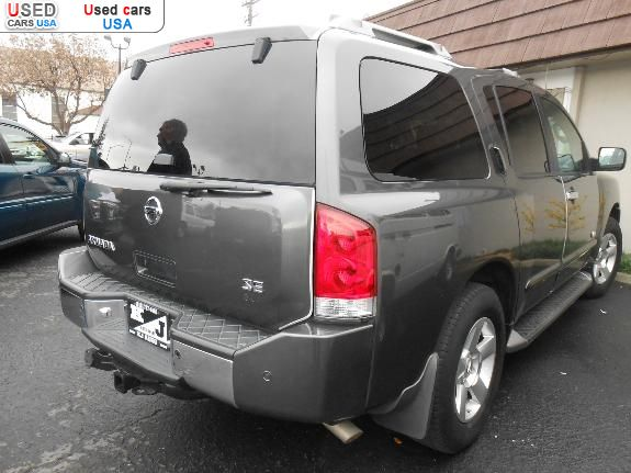 for sale 2005 passenger car nissan armada hayward insurance rate quote price 14995 used cars. Black Bedroom Furniture Sets. Home Design Ideas