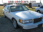 1991 Lincoln Town Car  used car